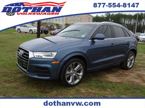 Pre-Owned 2017 Audi Q3 2.0T quattro Premium Plus