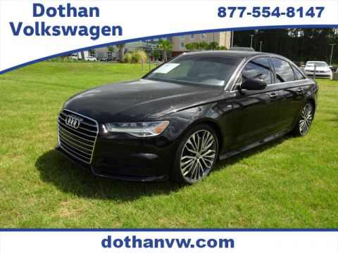 Pre-Owned 2017 Audi A6 2.0T Premium Plus