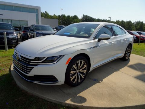 New 2019 Volkswagen Arteon SE with 4MOTION®